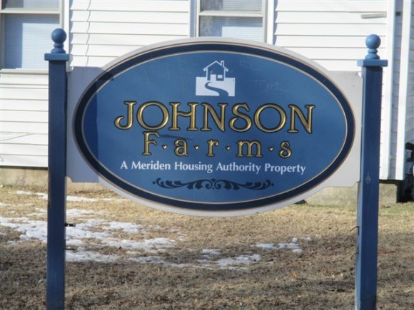 Johnson Farms Sign